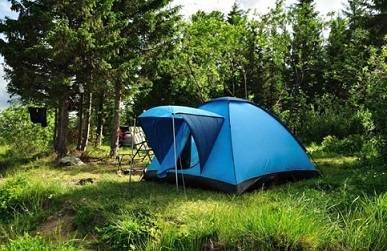 成都帐篷出租告诉你新手户外怎么选择户外帐篷